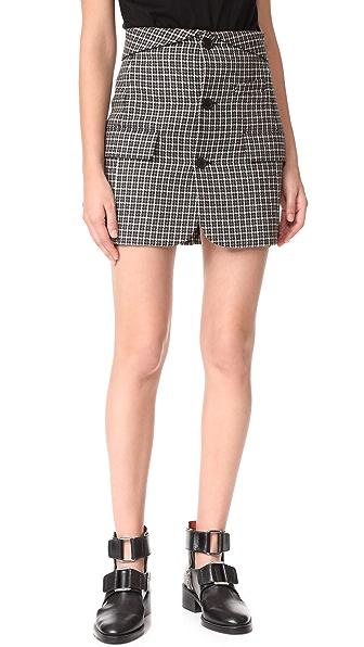 Helmut Lang Blazer Skirt