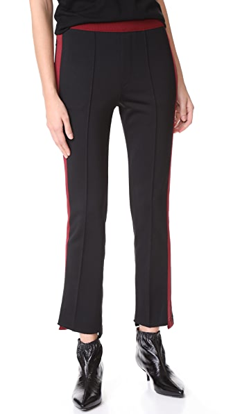 Helmut Lang Terry Track Pants - Black