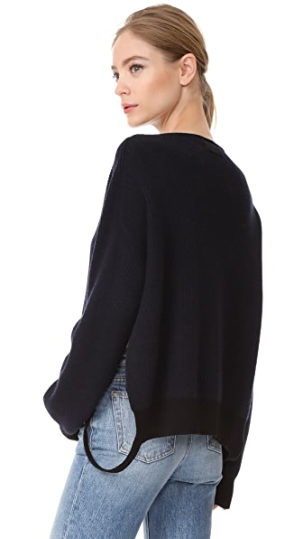 Helmut Lang Essential Sweater - Navy