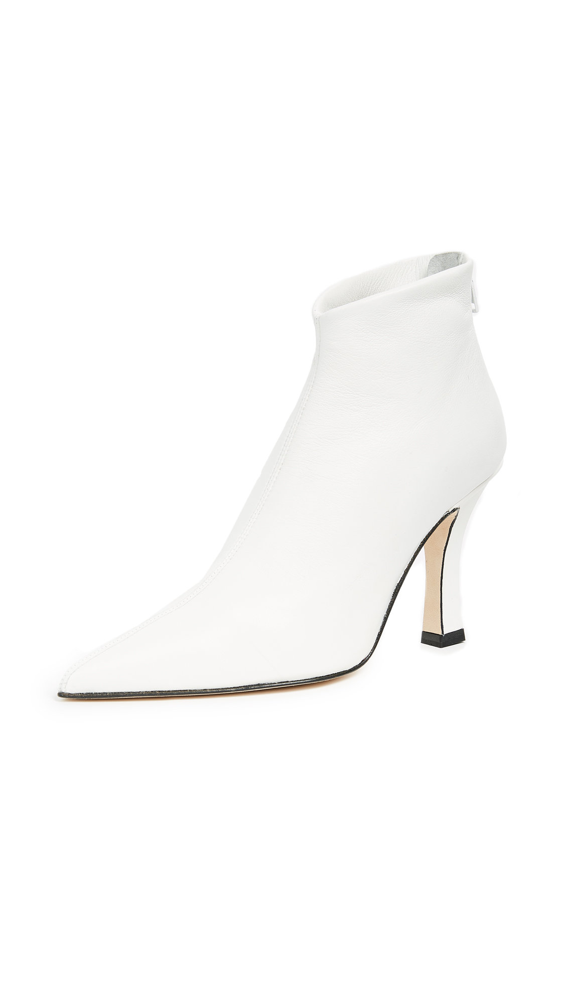 Helmut Lang Glove Booties - White