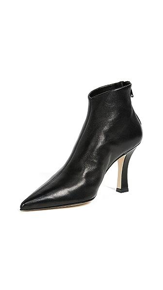 Helmut Lang Glove Booties In Black