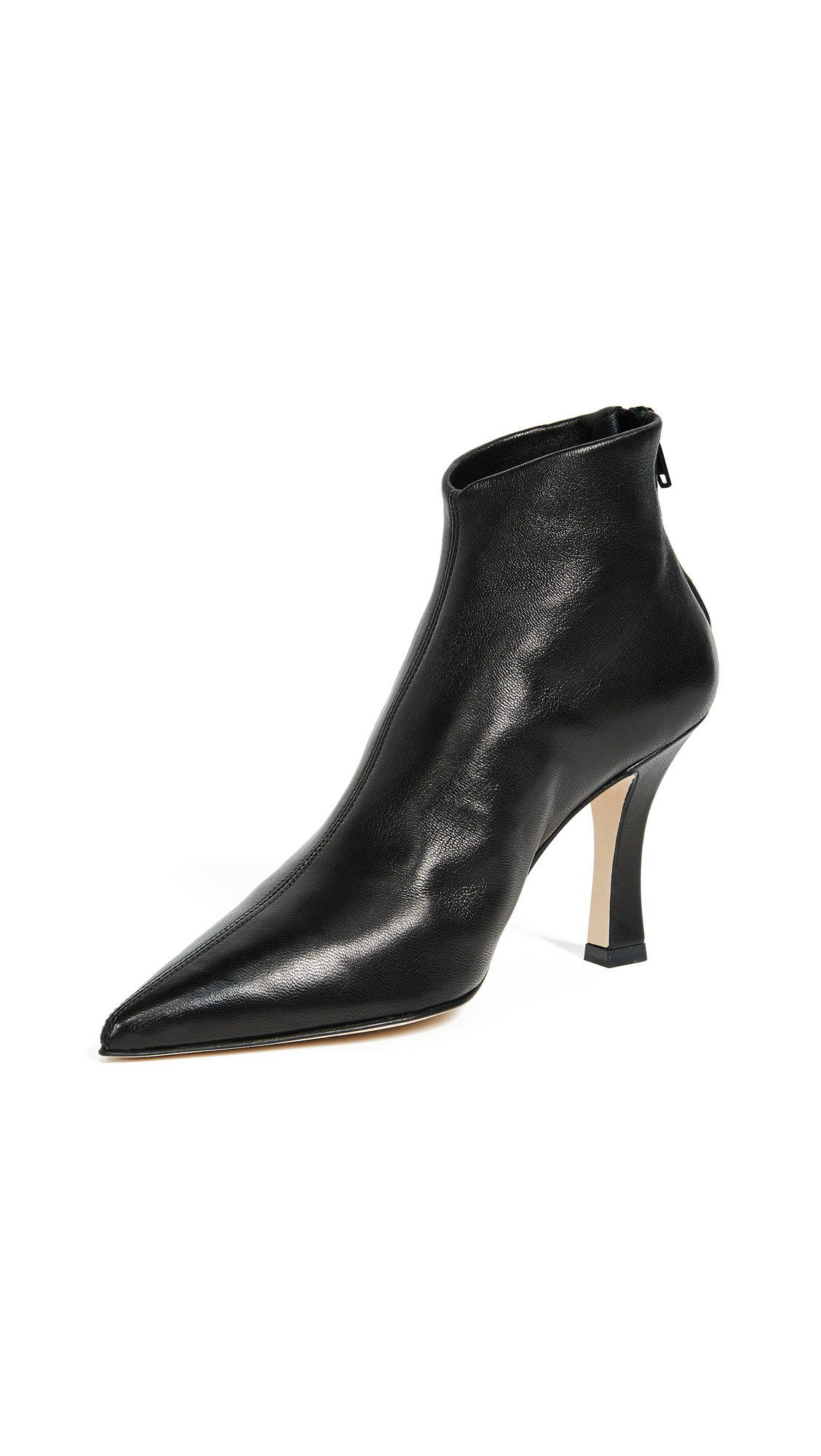 Helmut Lang Glove Booties - Black