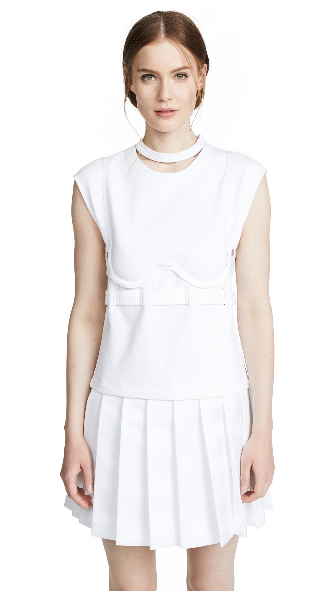 Helmut Lang Bra Pullover Dress