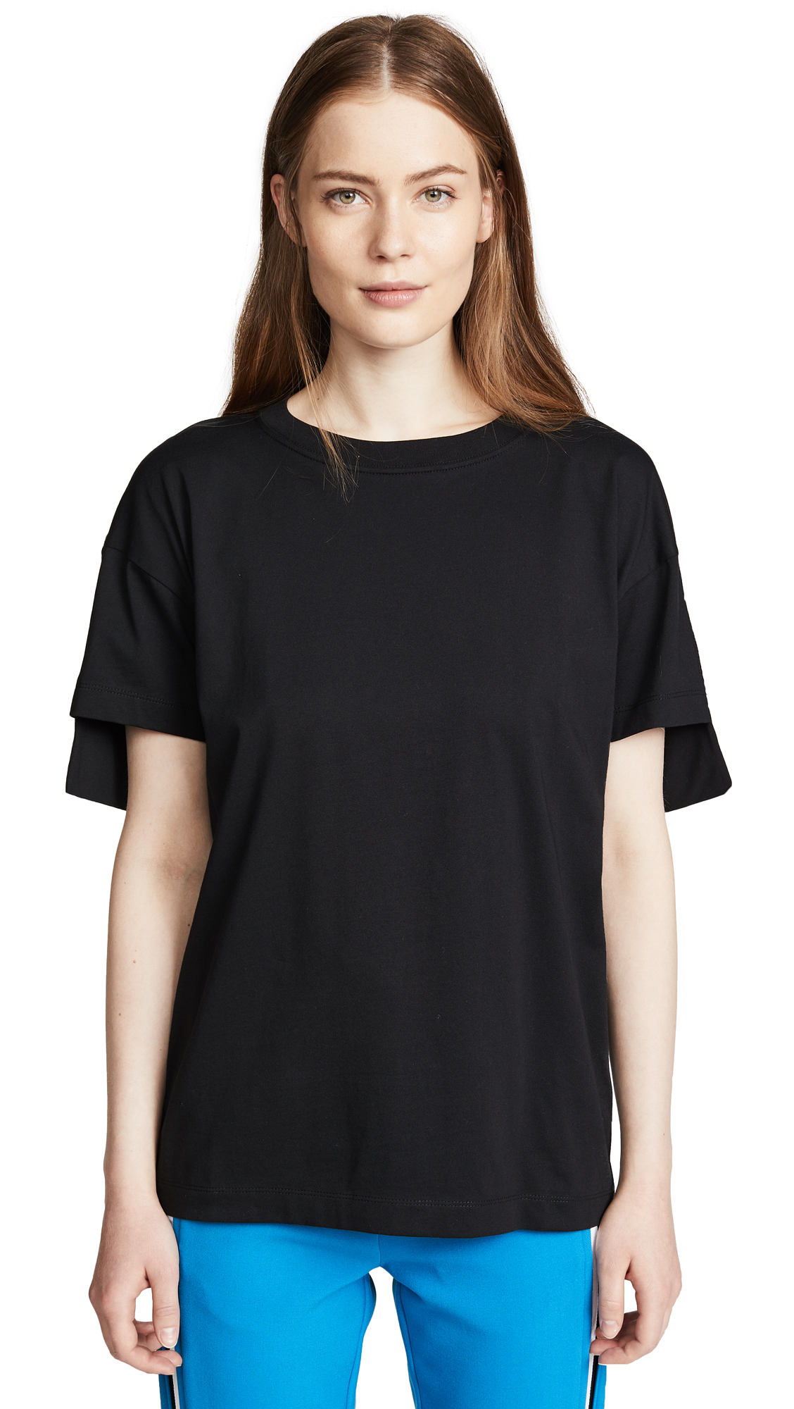 Helmut Lang Shifted T-Shirt - Black
