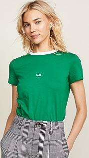 Helmut Lang Tokyo Taxi T 恤