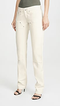11c2f44d947 Shop Women's Off White Jeans | SHOPBOP