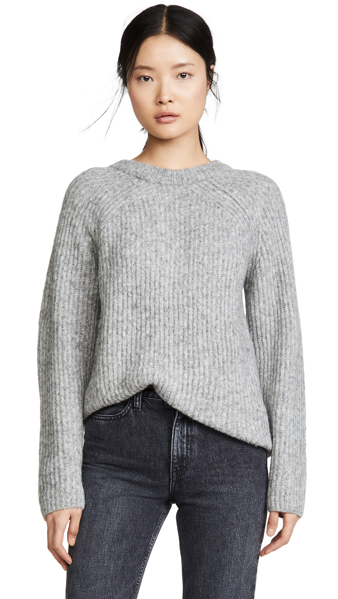 Buy Helmut Lang online - photo of Helmut Lang Ghost Crew Neck Sweater