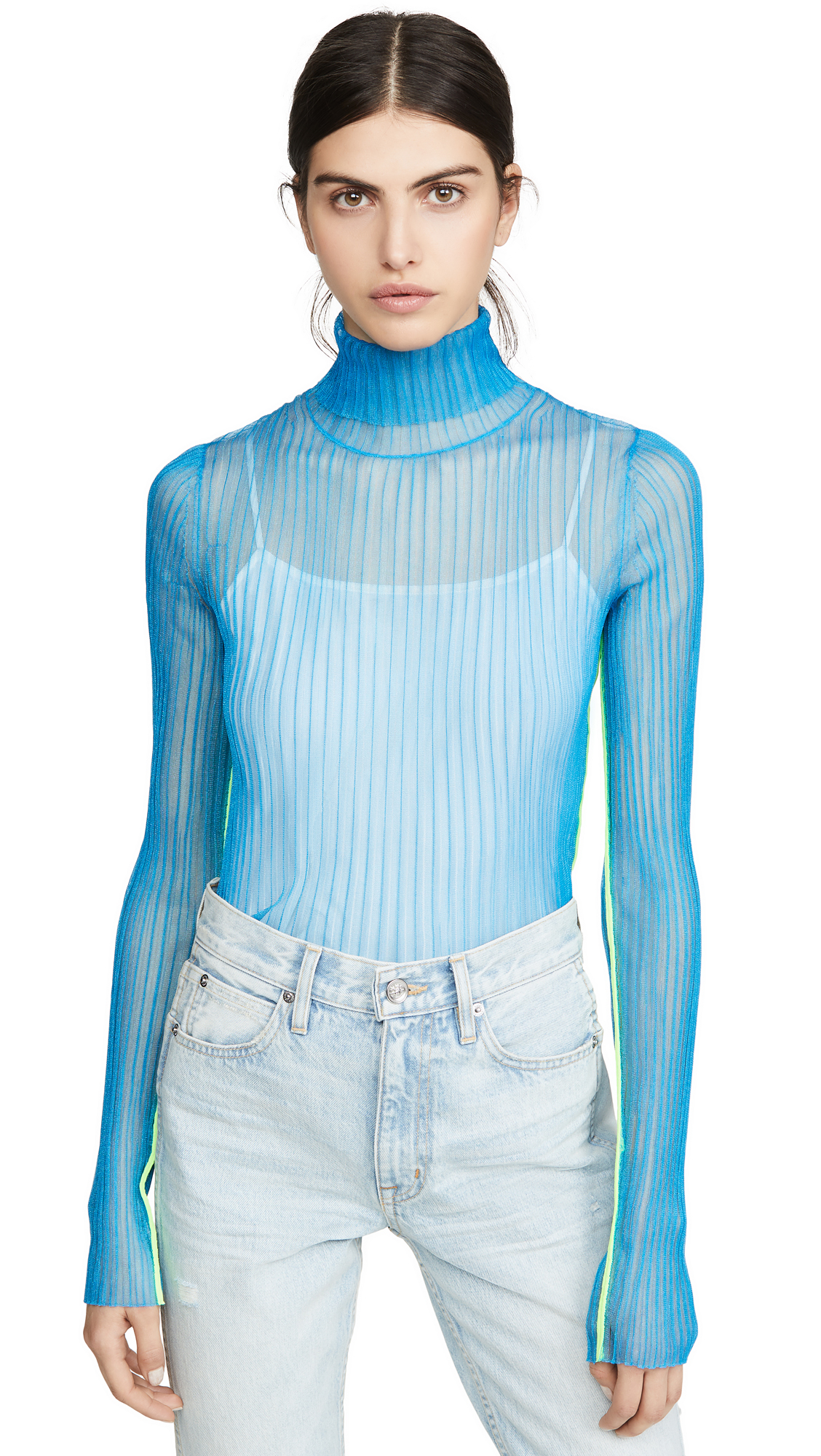 Buy Helmut Lang online - photo of Helmut Lang Rib Turtleneck