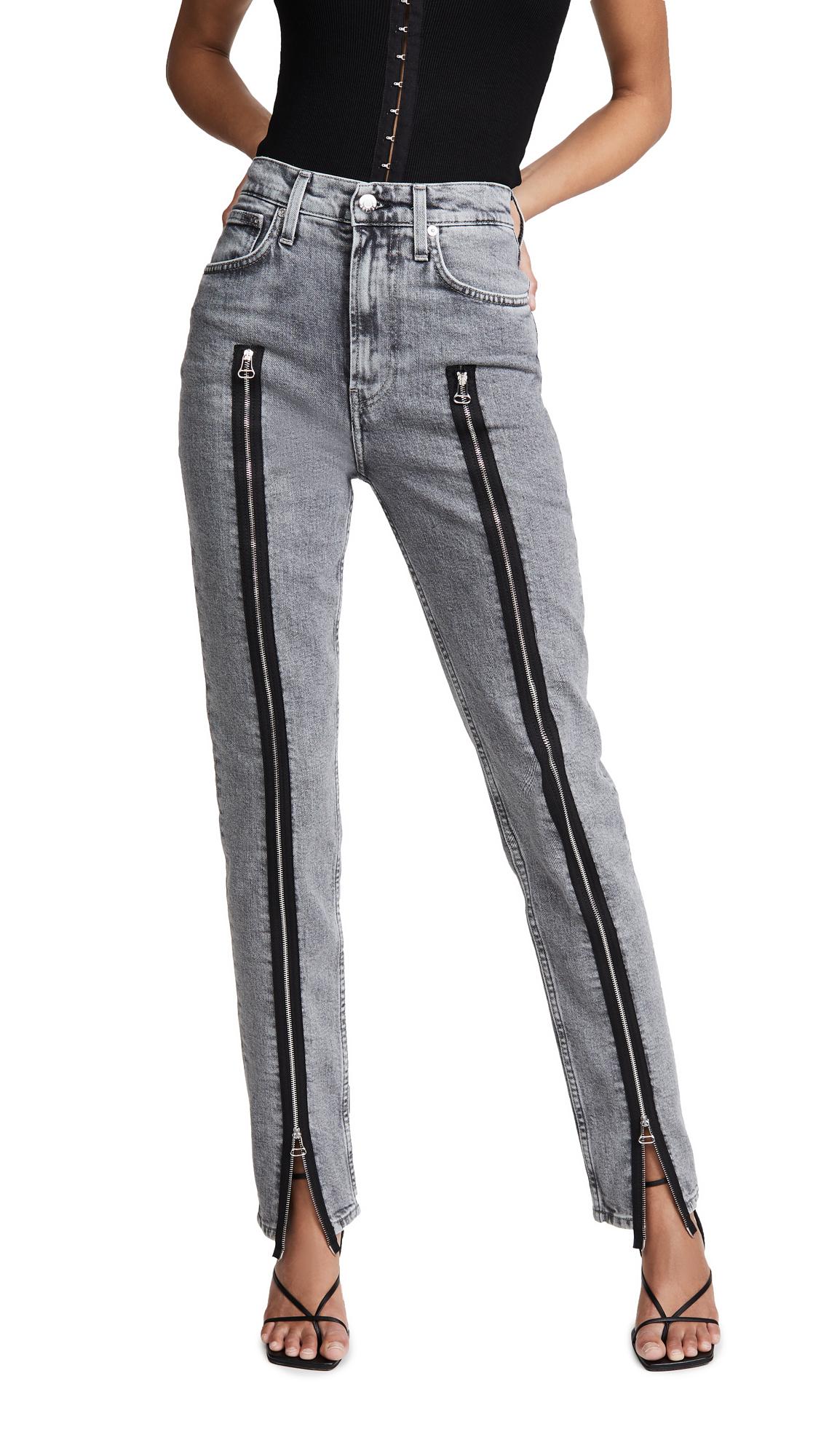 Buy Helmut Lang online - photo of Helmut Lang Femme Hi Spikes Jeans