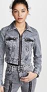 Helmut Lang Femme Little Trucker Jacket