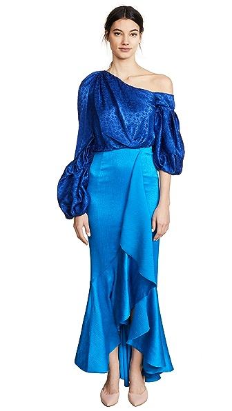 Hellessy Sigrid Asymmetric Dress at Shopbop