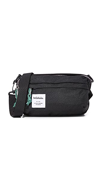 Hellolulu Hollis Mini All Day Bag - Black