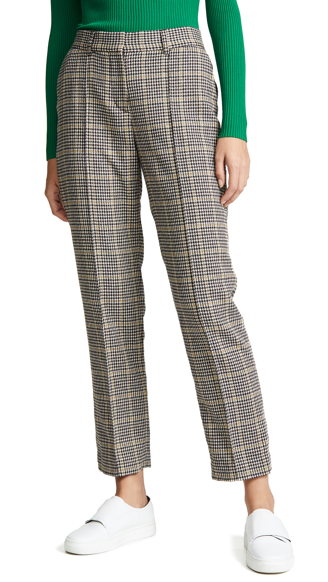 Heartmade Nesso Pants In Check