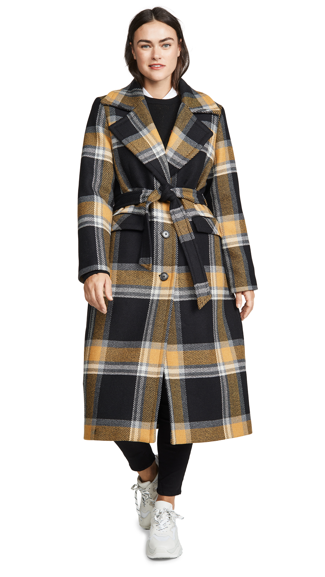 Buy Heartmade online - photo of Heartmade Rarmi Coat