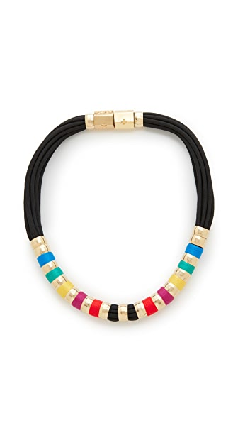 Holst + Lee Connection Colorblock Necklace