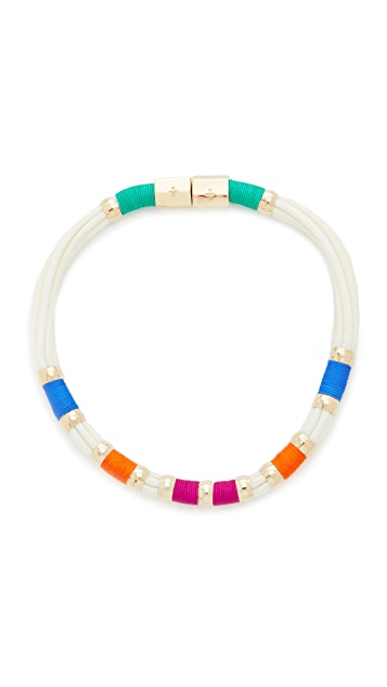 Holst + Lee Vacation Colorblock Necklace