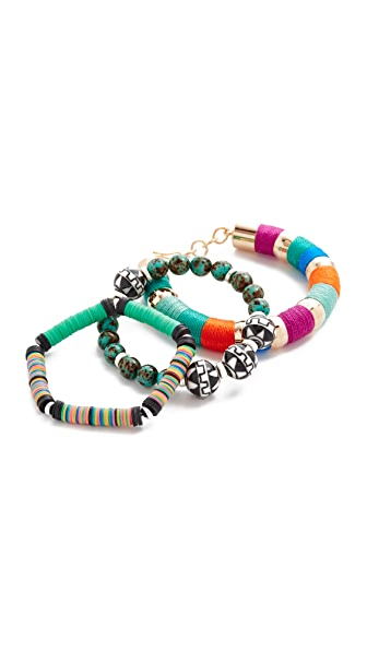 Holst + Lee Fiesta Bracelet Set
