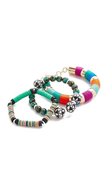 Holst + Lee Fiesta Bracelet Set
