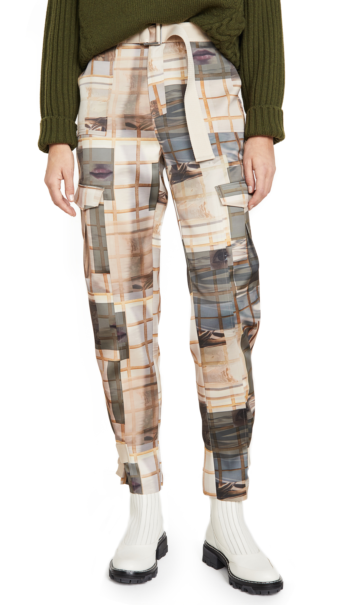 Buy HOLZWEILER online - photo of HOLZWEILER Skunk Pants