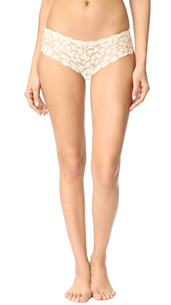 Honeydew Intimates Camellia Lace Hipster - Cream