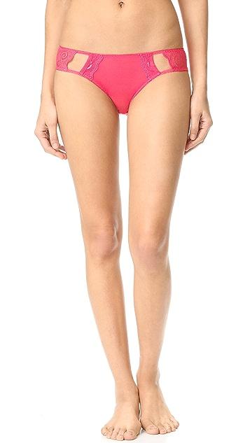 Honeydew Intimates Natalie Lace Hipster Panties