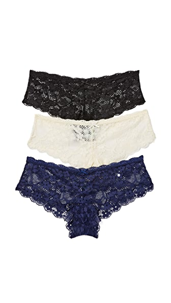 Honeydew Intimates Camellia Hipster 3 Pack