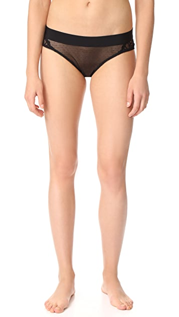 Honeydew Intimates Simone Lace Hipster Briefs