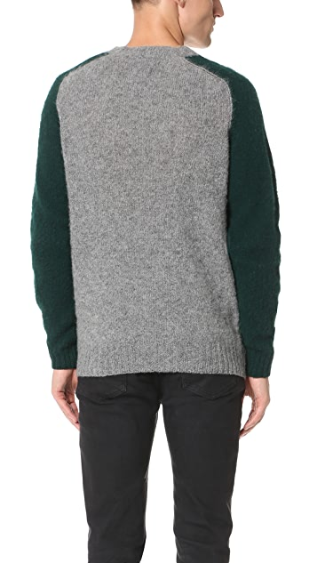 Howlin' Blind Fingers Sweater