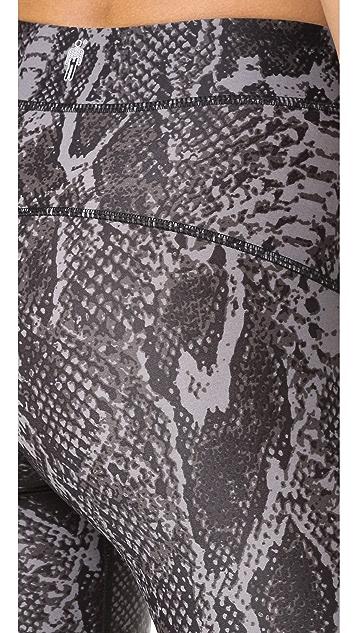 hpe Snake Print Leggings