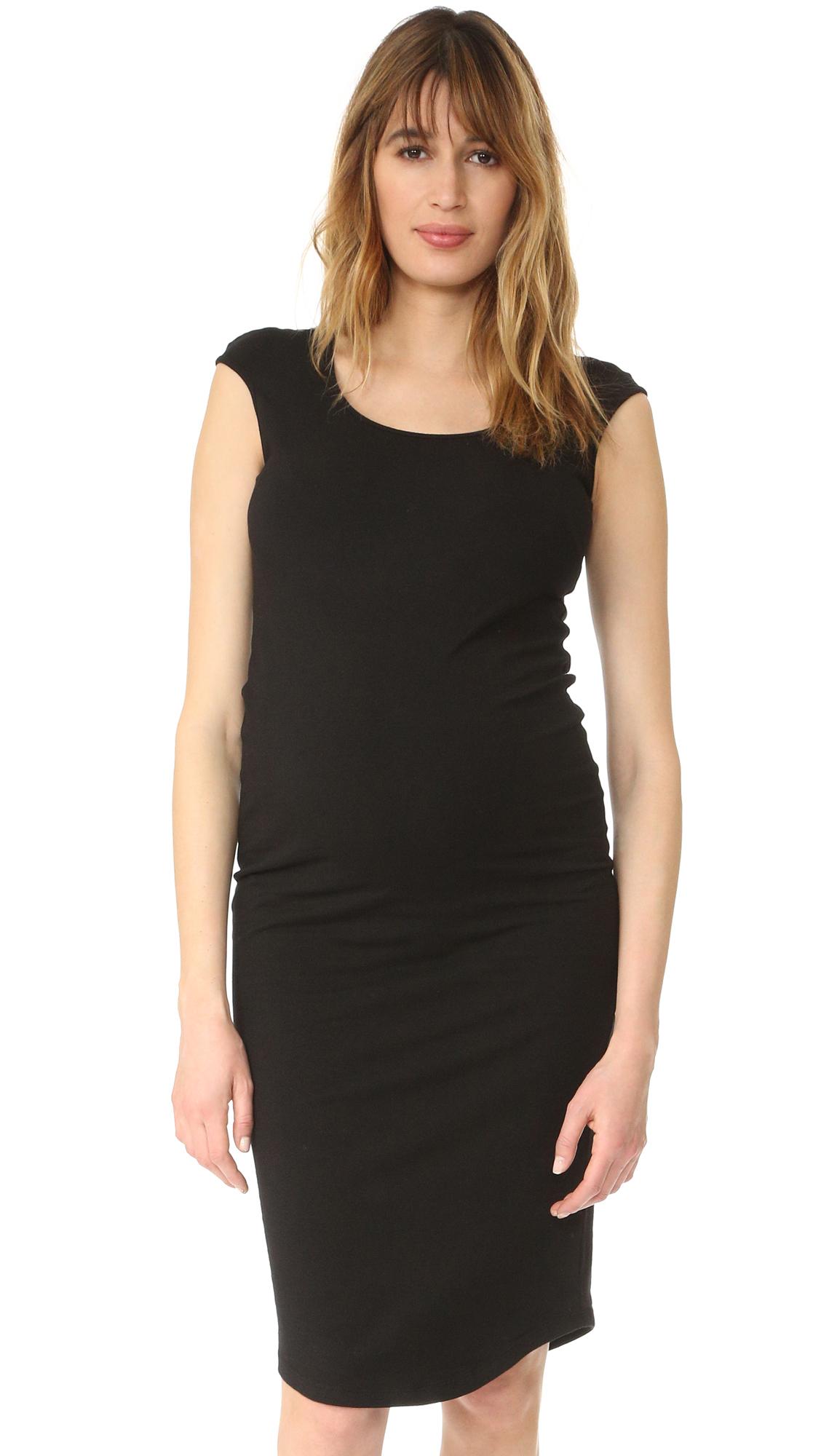 Monrow maternity cap sleeve dress shopbop ombrellifo Gallery