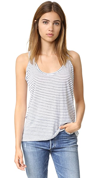 MONROW Basic Stripe Tank