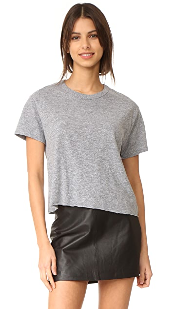 MONROW Granite Athletic Tee