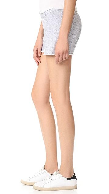 MONROW Burnout Shorts