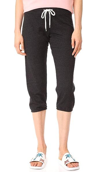 MONROW Crop 3/4 Sweatpants