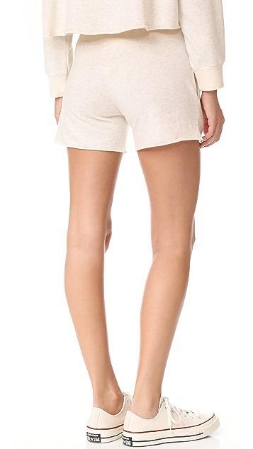 MONROW Cutoff Pocket Shorts