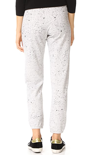 MONROW Splatter Tue Dye Sweats