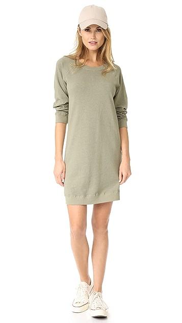 MONROW Sweatshirt Dress