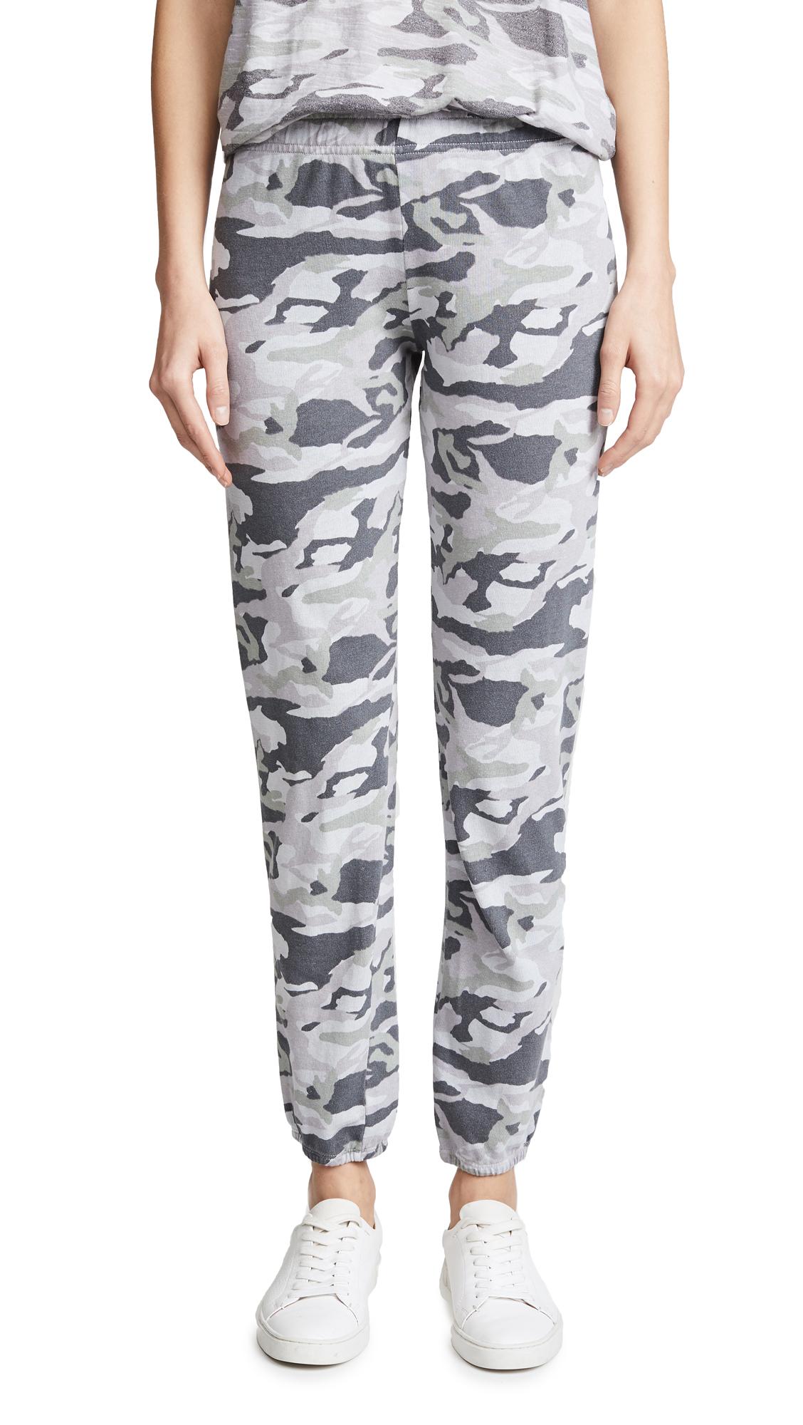 MONROW Camo Sweatpants