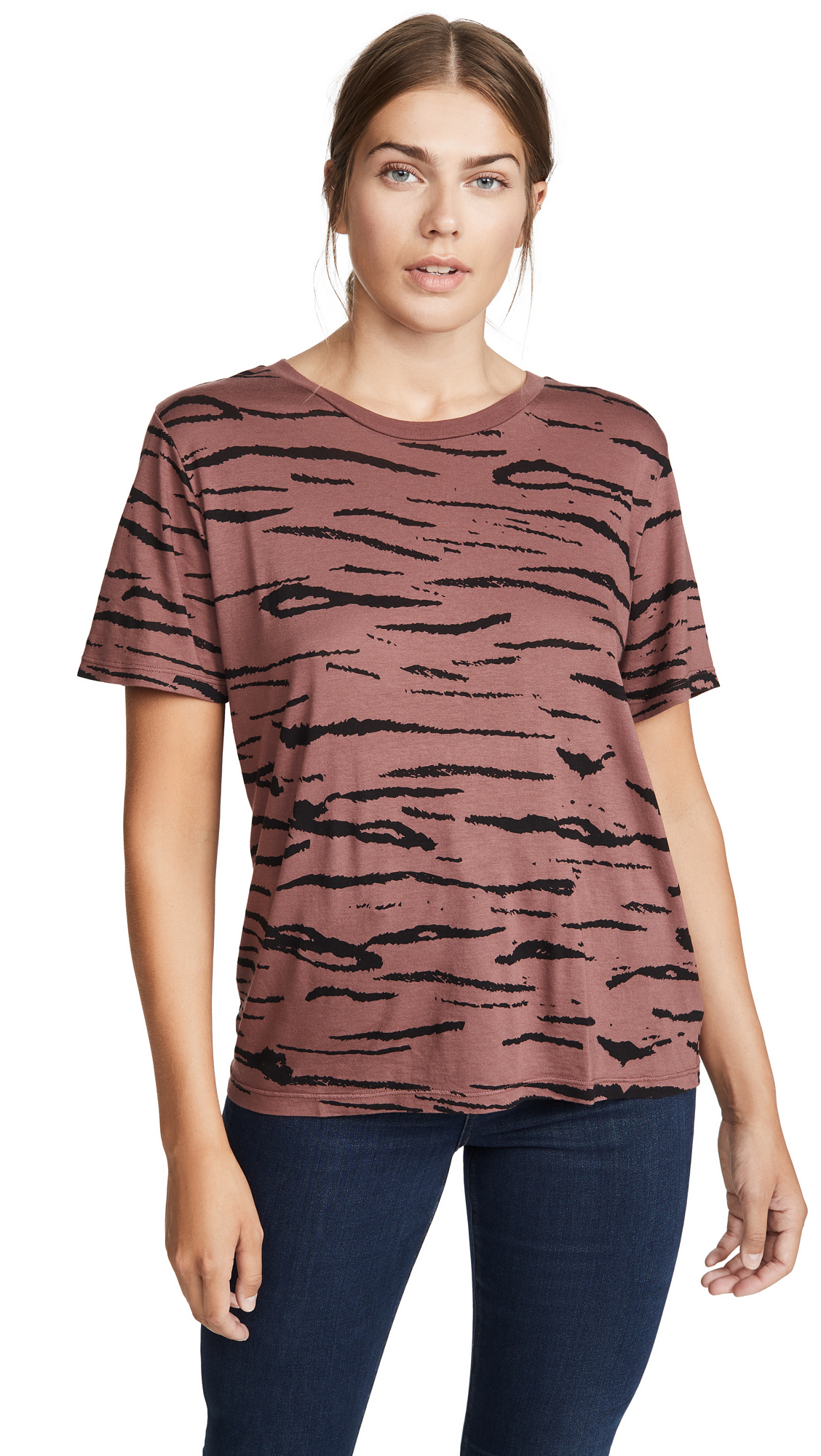 Buy MONROW online - photo of MONROW Tiger Oversized Crew