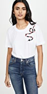 MONROW Girlfriend T 恤