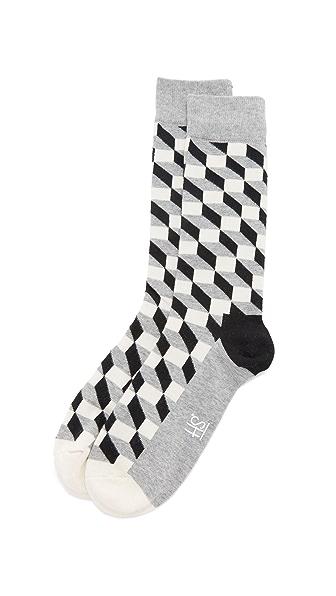 HS Filled Optic Socks