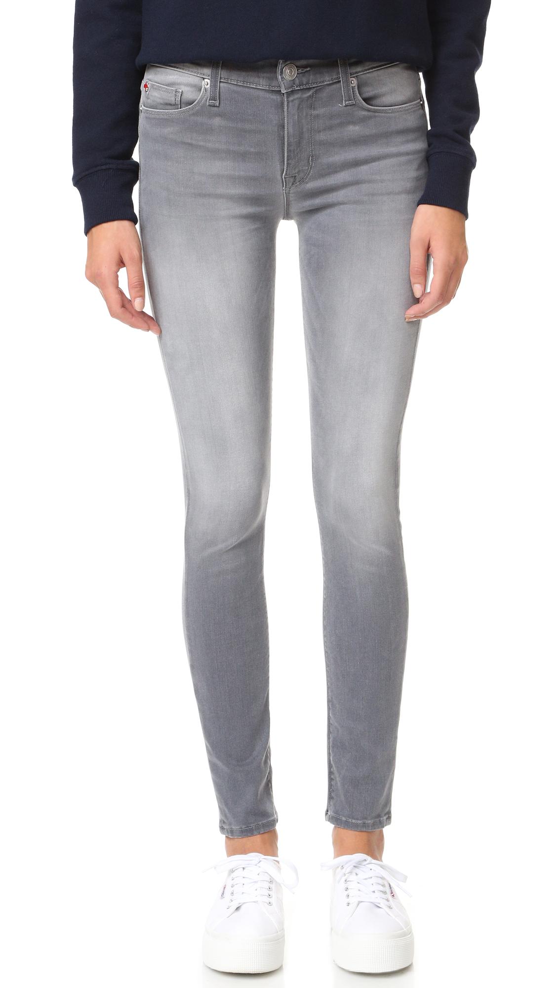 Hudson Nico Super Skinny Jeans - Spark Plug at Shopbop