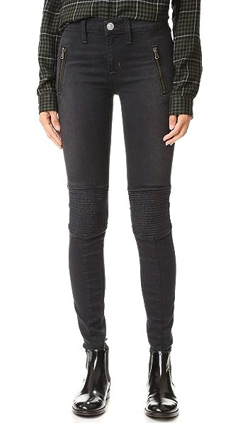 Hudson Stark Moto Pants at Shopbop