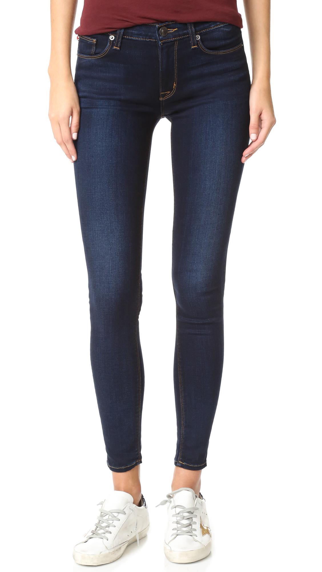 Hudson Nico Super Skinny Jeans - Oracle at Shopbop