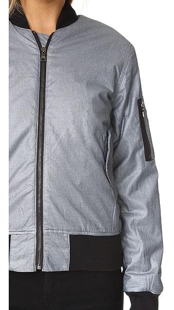 Hudson Gene Puffy Bomber Jacket
