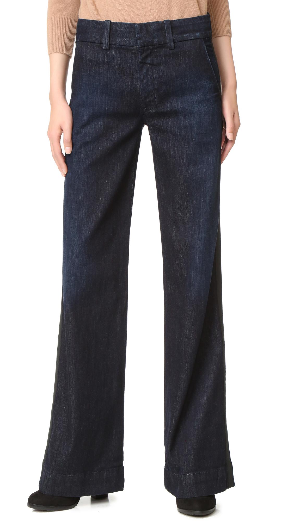 Hudson Joplin Wide Leg Trouser Jeans - Novice 2 at Shopbop