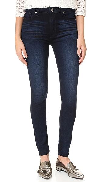 Hudson Barbara High Waisted Super Skinny Jeans at Shopbop