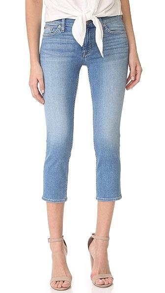 Hudson Fallon Crop Jeans at Shopbop