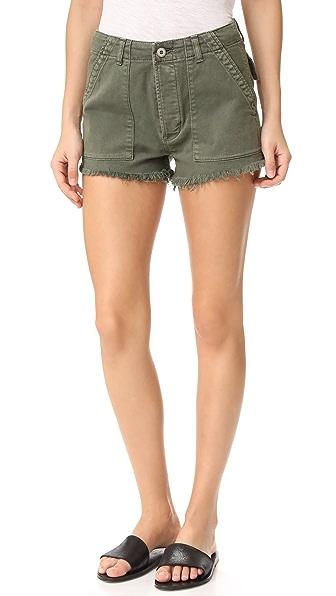 Hudson Mika Military Shorts at Shopbop