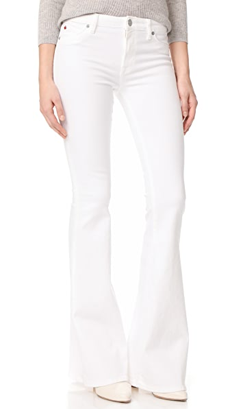 Mia 5 Pocket Flare Jeans